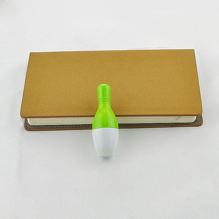 561-109保龄球瓶笔特价创意文具伸缩保龄球笔多色圆珠笔保龄球伸缩笔