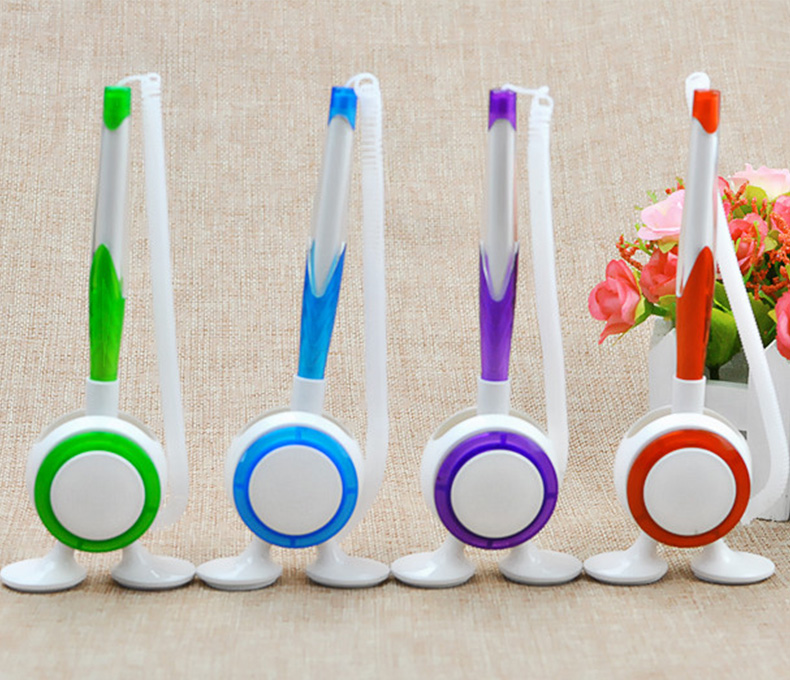 广告创意礼品笔 圆珠笔 定制logo 造型笔台笔 259
